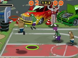 Play Free Urban Basketball - BrightestGames.com