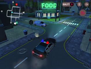 Play Free Parking Fury 3D: Night Thief - BrightestGames.com