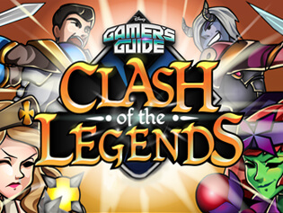 Play Free Clash Of The Legends - BrightestGames.com