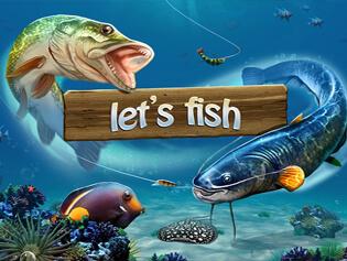 Play Free Lets Fish - BrightestGames.com