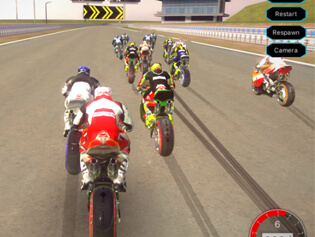 Play Free Super Bike Wild Race - BrightestGames.com