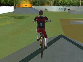 Play Free Bmx Xtreme 3D Stunt - BrightestGames.com